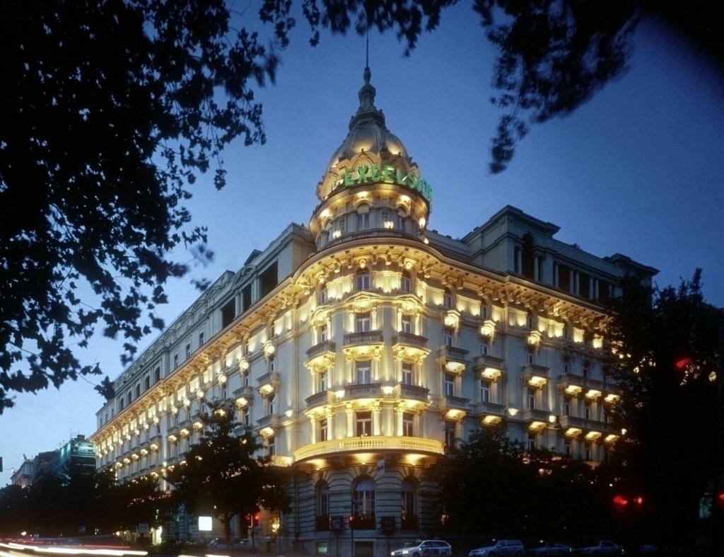 Пятизвездочный отель Westin Excelsior
