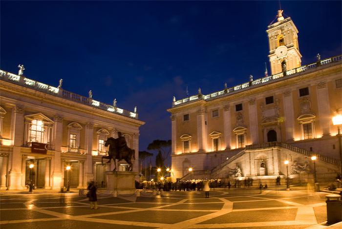 Капитолий в Риме