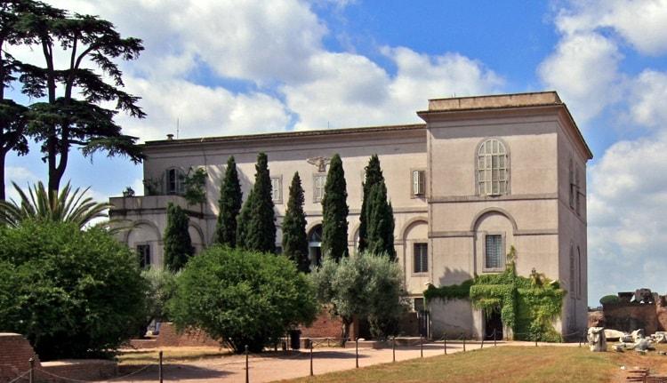 Музей Палатина в Риме