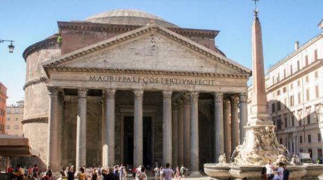 Фото Пантеона в Риме