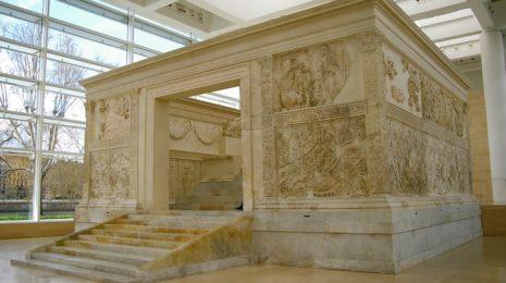 Алтарь Мира в Риме
