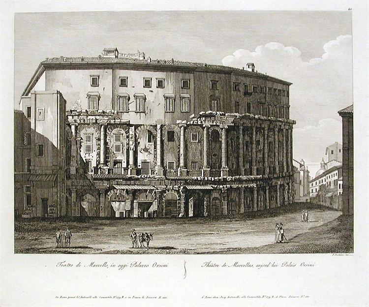 история театра марцелла