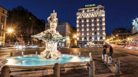 Пятизвездочные отели в центре Рима