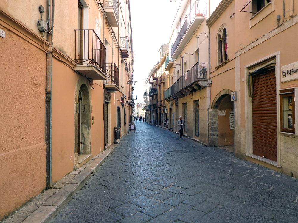 Район Аппио в Риме
