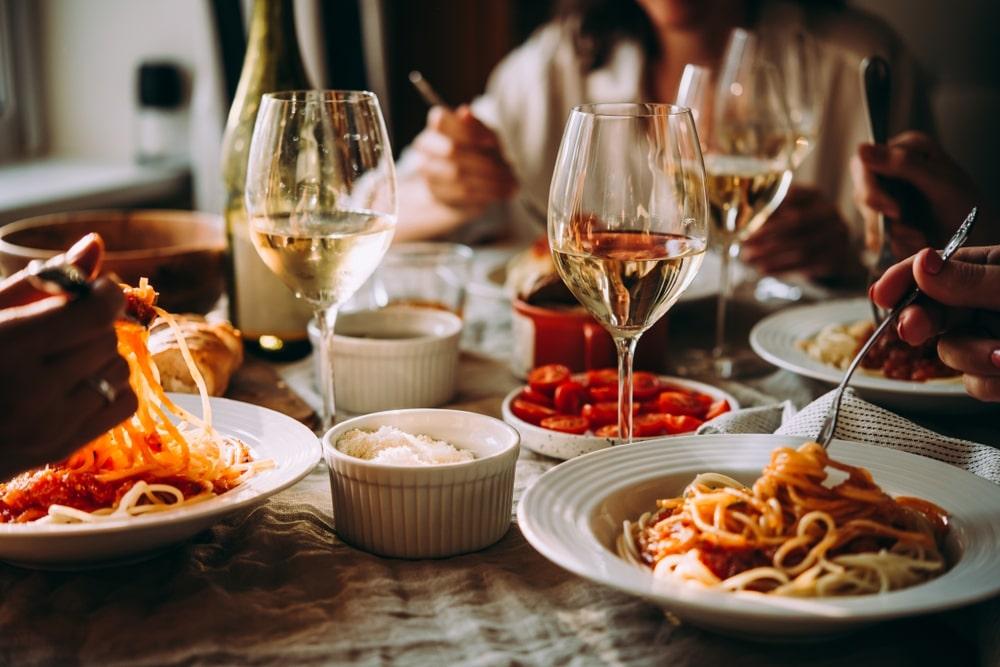 Итальянскую еду проще отведать в своём районе