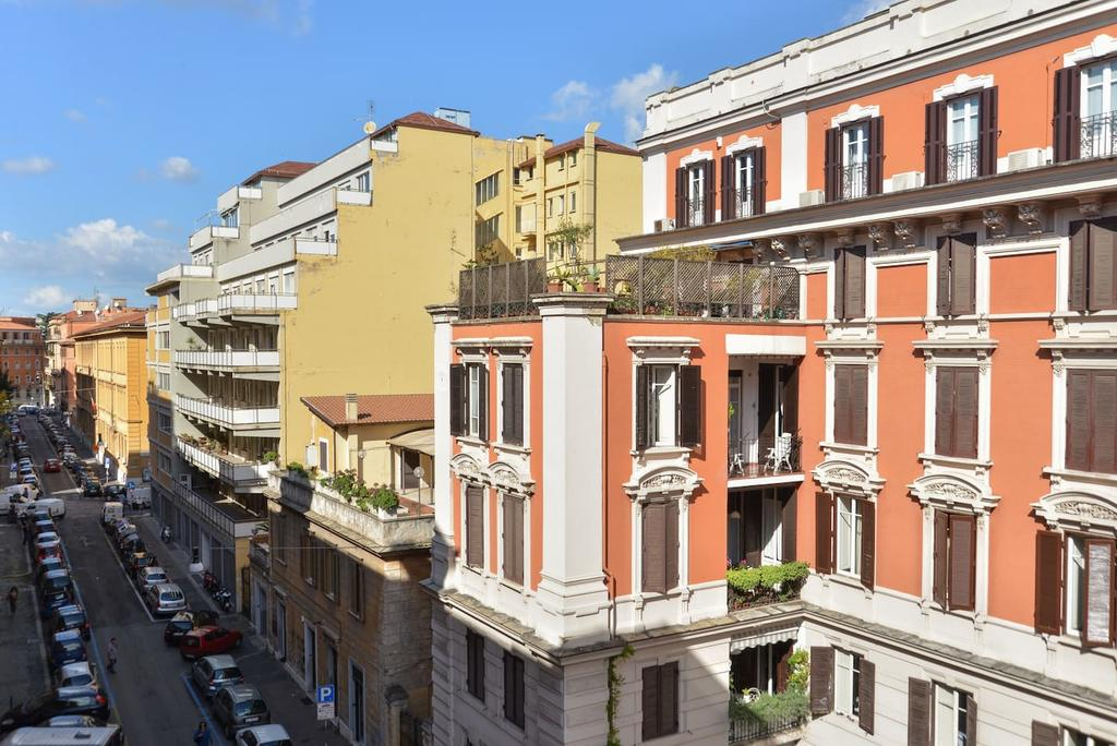 Район Номентано в Риме