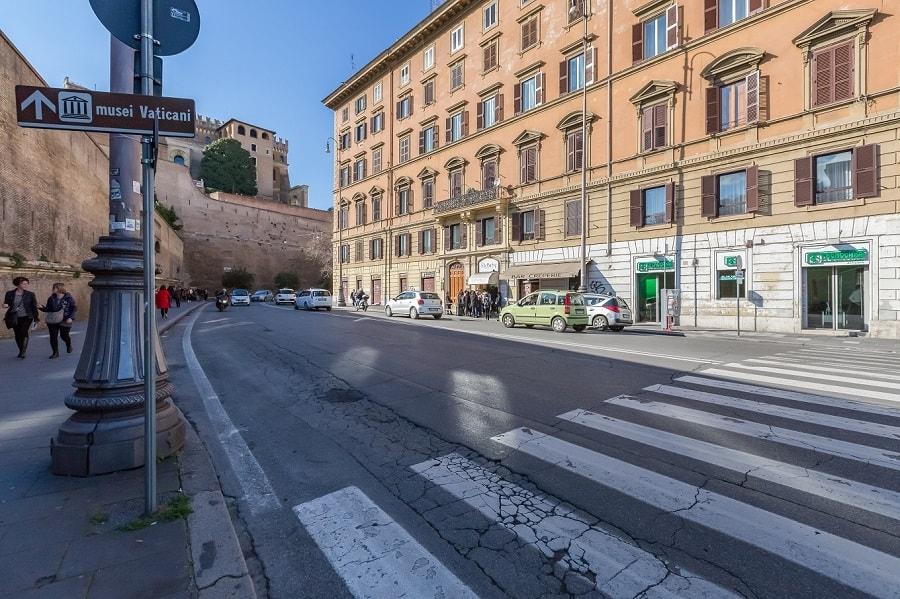 Район Прати в Риме