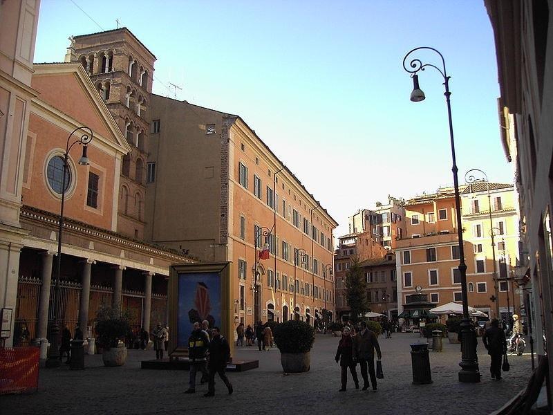 Район Сан-Лоренцо в Риме