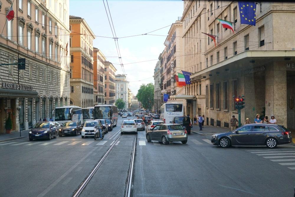 Район Термини в Риме