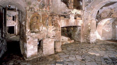 Катакомбы Рима