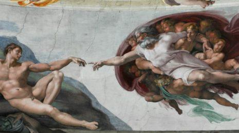 Сикстинская капелла Микеланджело в музеях Ватикана