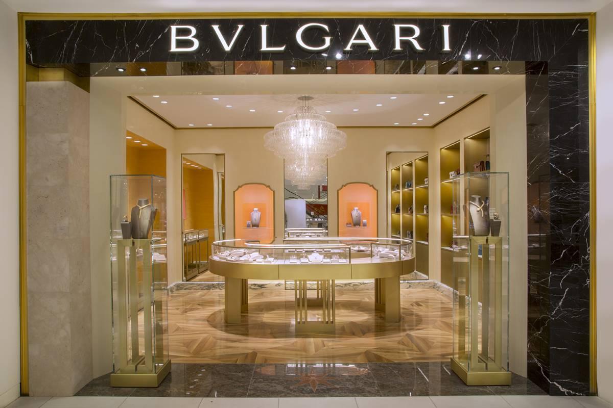 Итальянский ювелирный бренд Bulgari