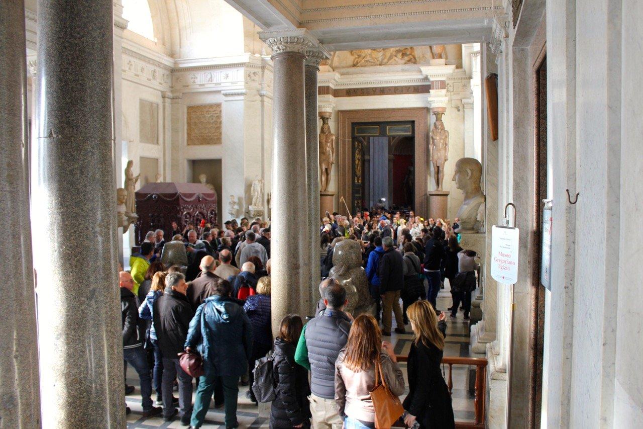 Музеи Ватикана с гидом