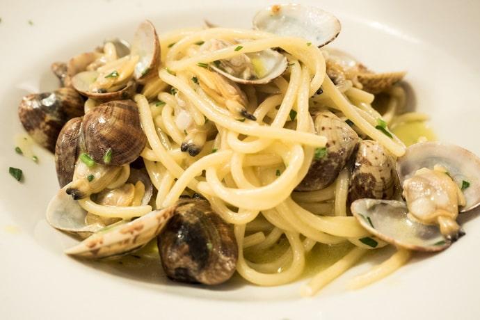 Ресторан Da Cesare Trattoria в Риме