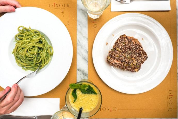 Ресторан Ginger в Риме