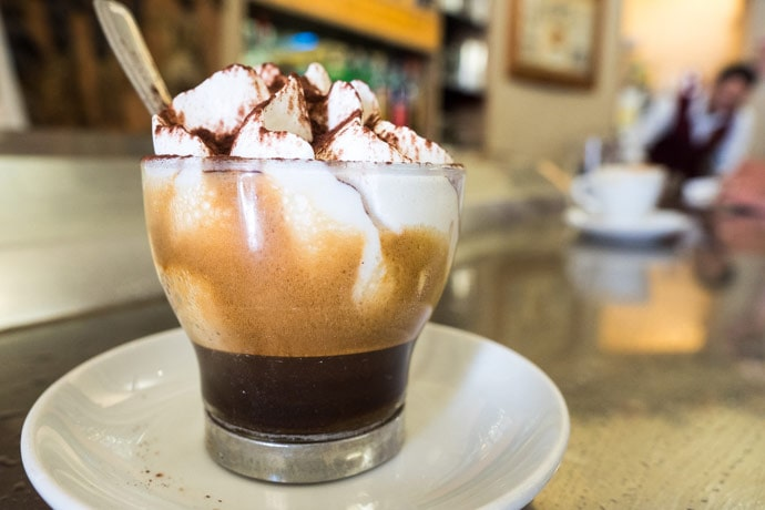 Кафе Sant'Eustachio Il Caffe в Риме