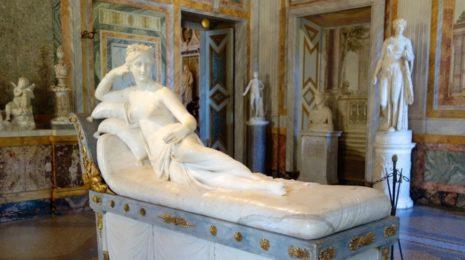 Галерея Боргезе в Риме
