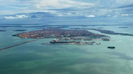 Аэропорт в Венеции Марко Поло