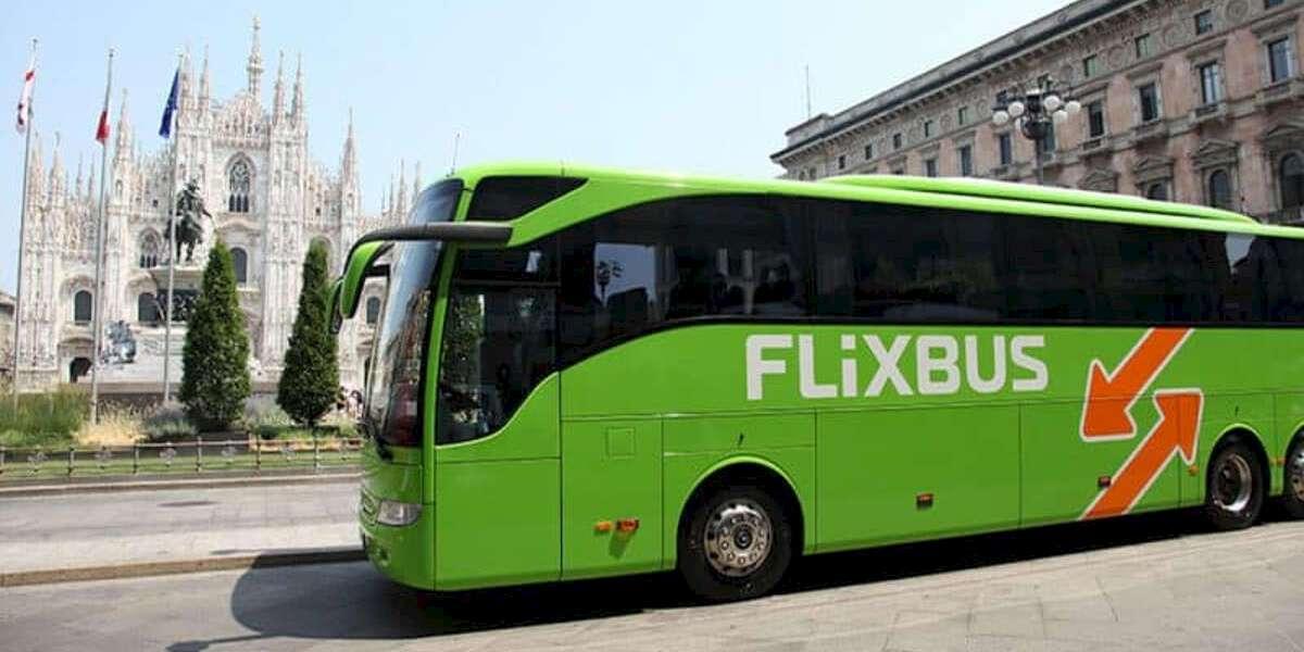 Автобусы в Италии