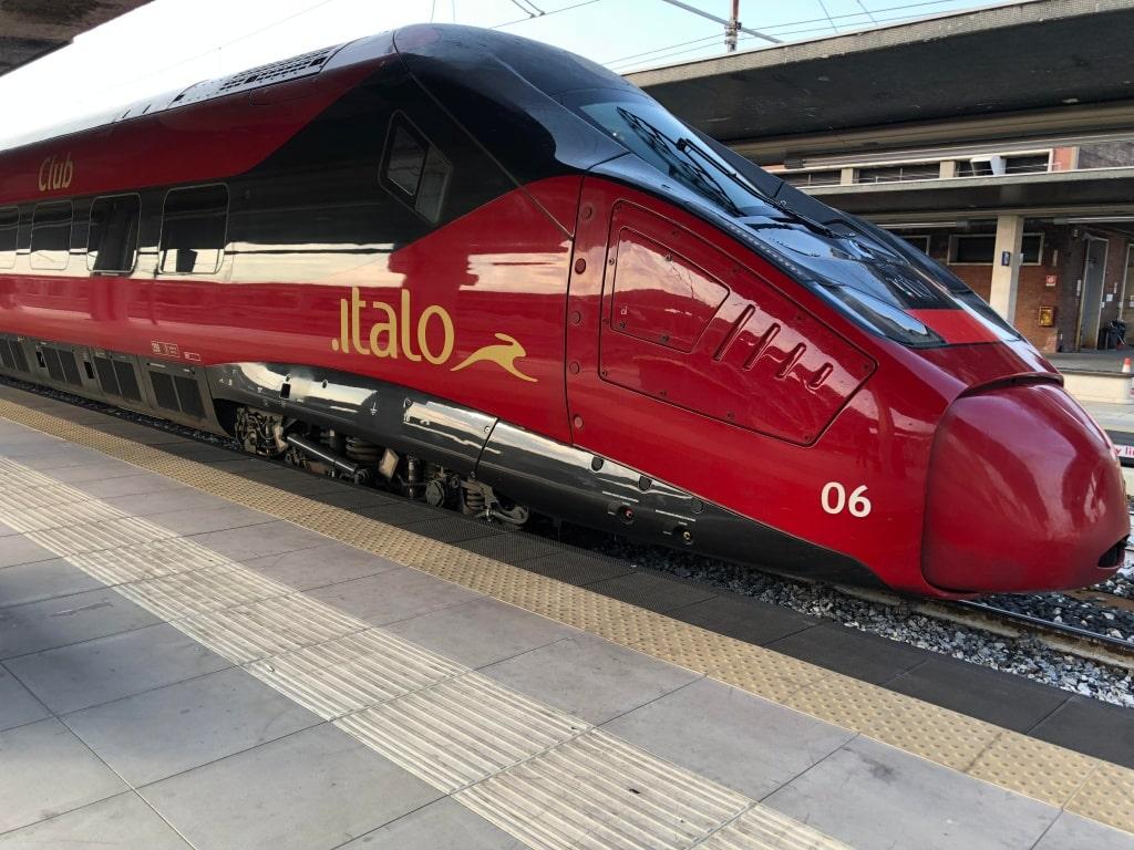 Скоростные поезда Italo