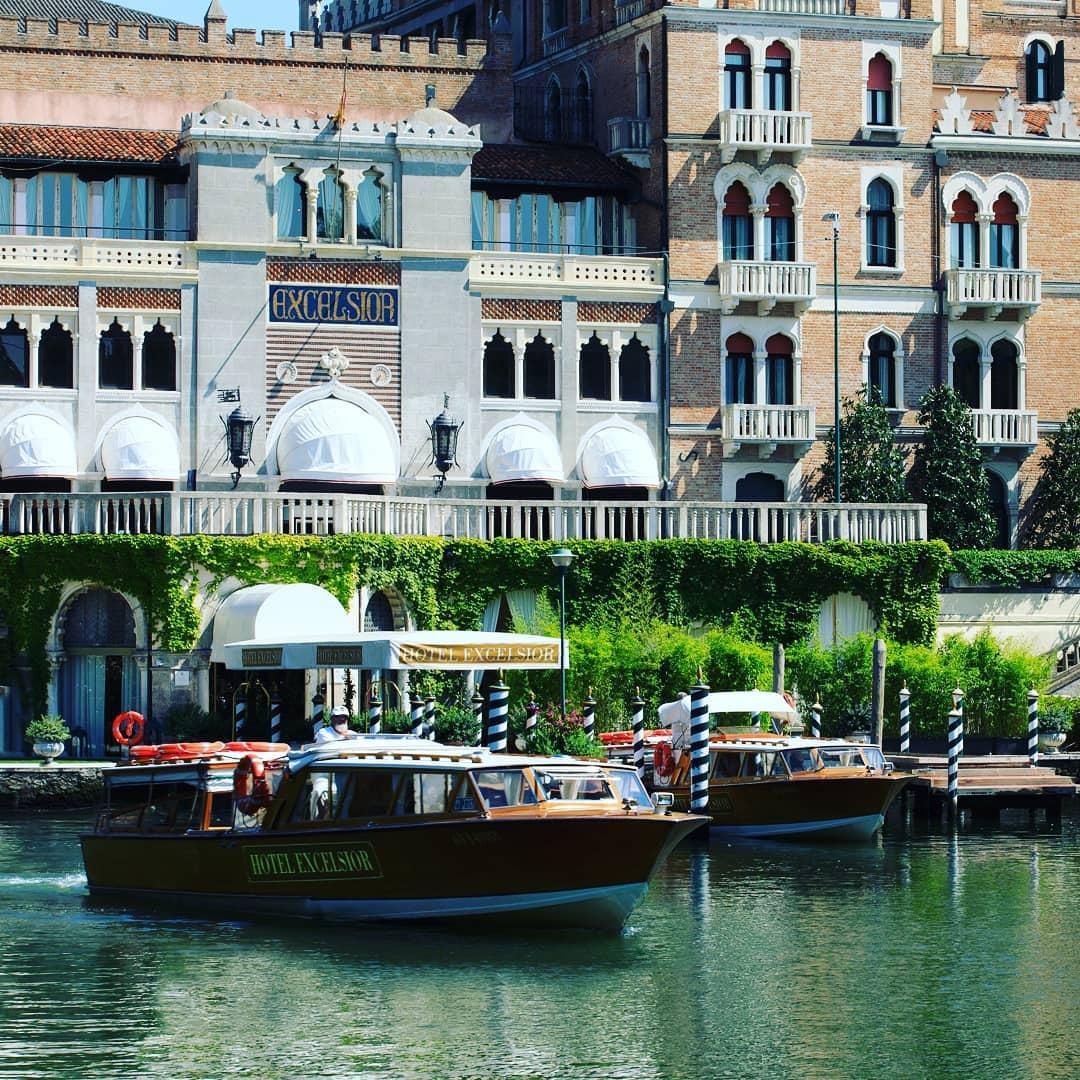 Остров Лидо в Венеции