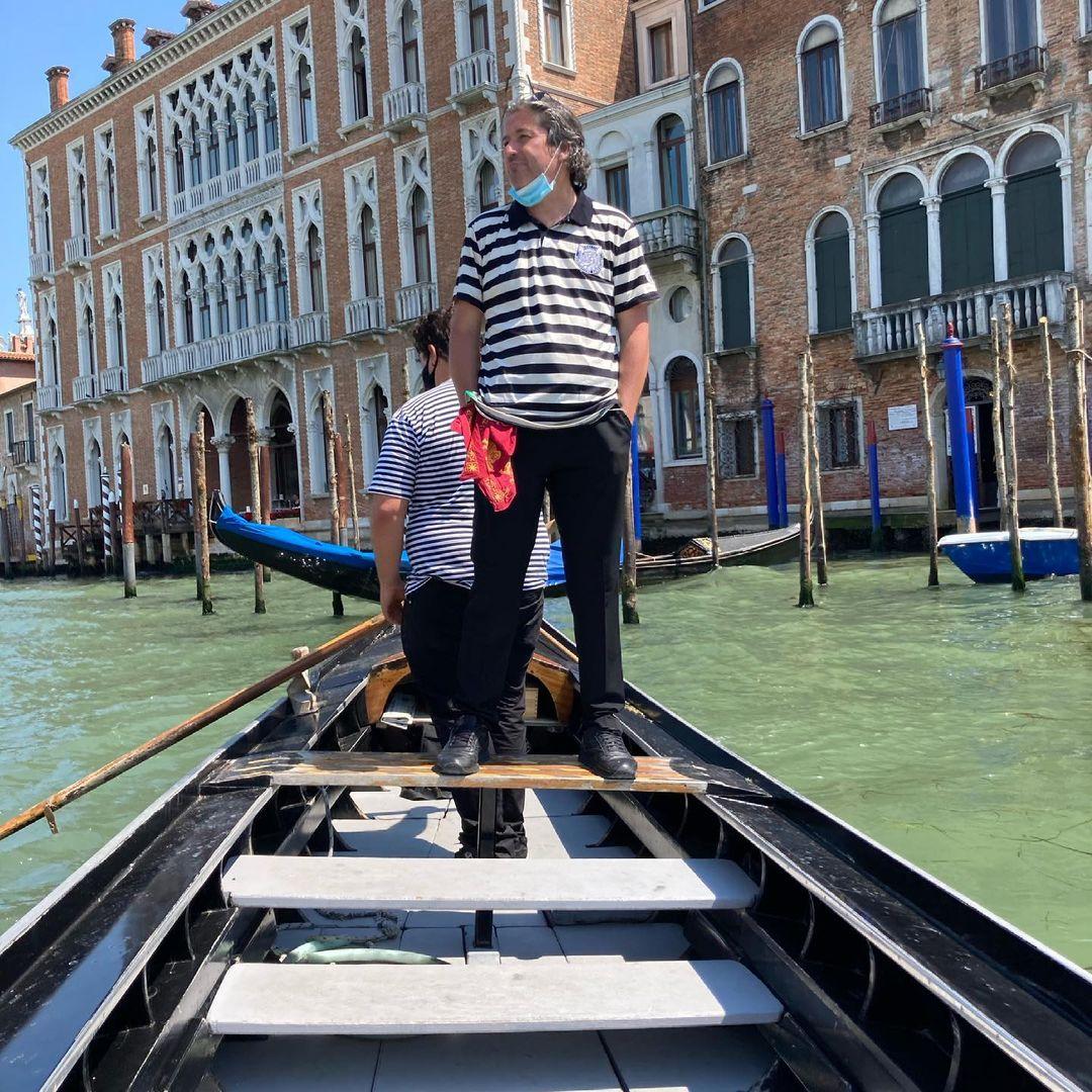 трагетто в венеции