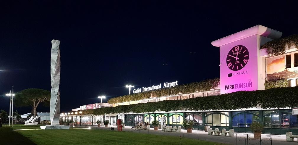 Аэропорт Пизы