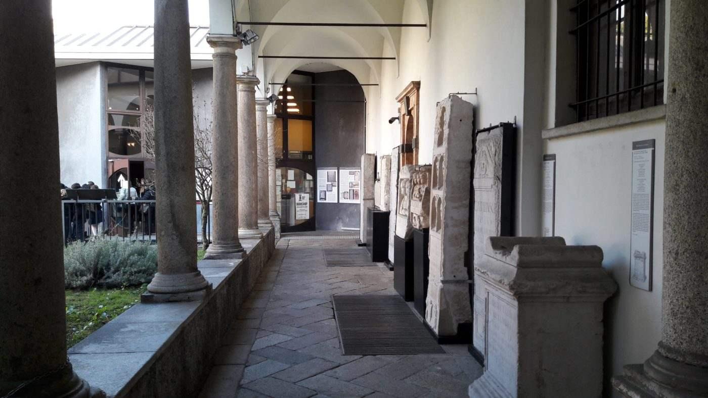 археологический Музей в Милане