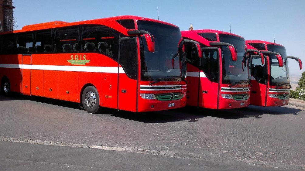 Автобусы компании «SAIS»