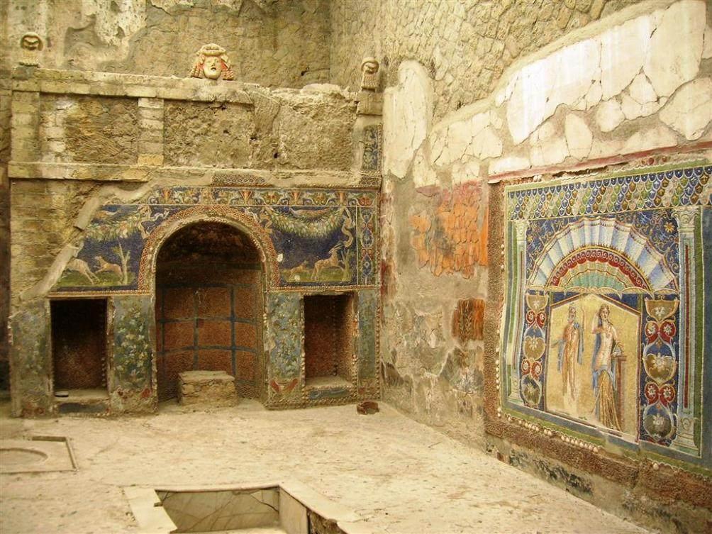Дом Нептуна и Амфититра