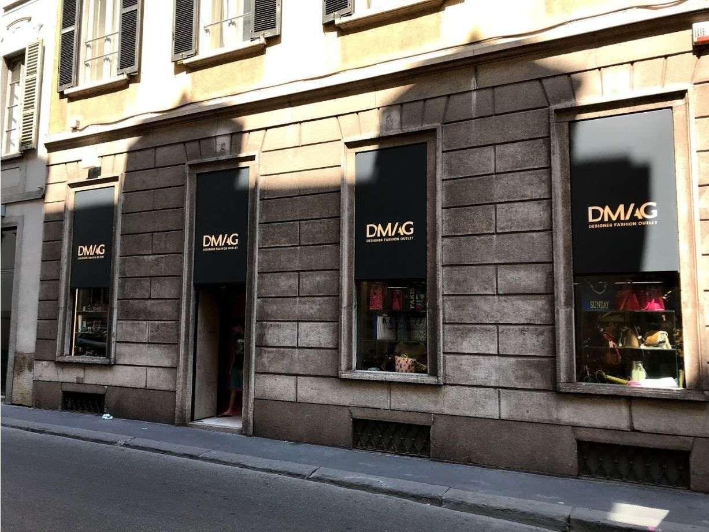 Магазин DMAG в Милане