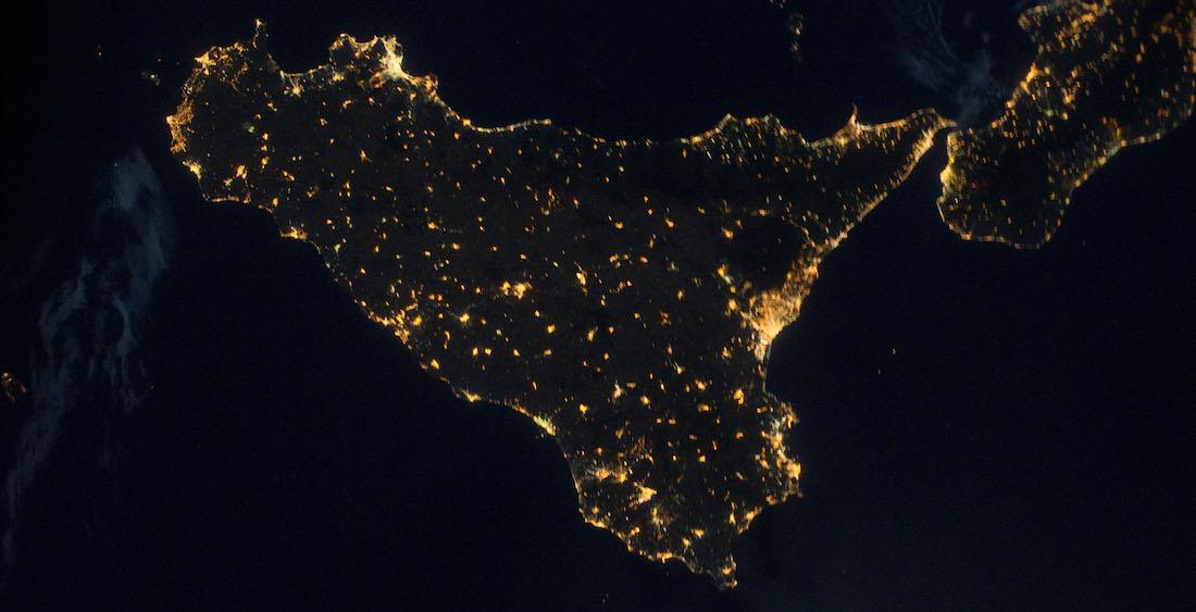 Регион Сицилия