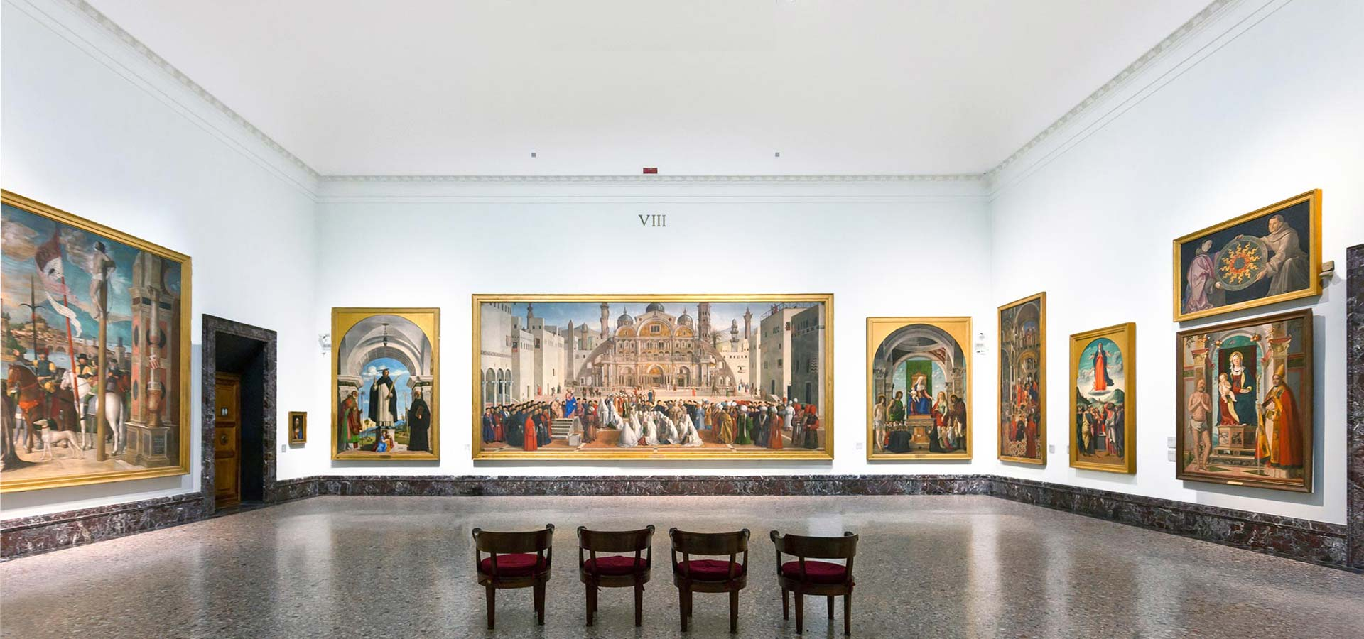 Галерея Пинакотека Брера в Милане