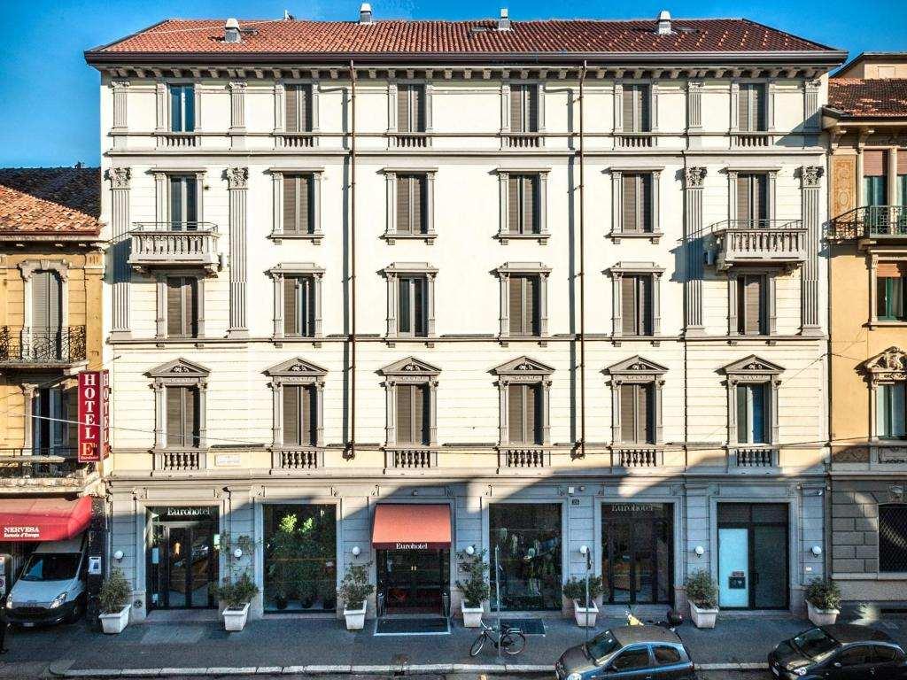 Отель Eurohotel в Милане