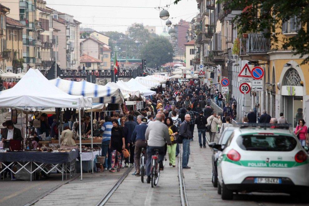 Шоппинг в Милане: 10 лучших мест для покупок