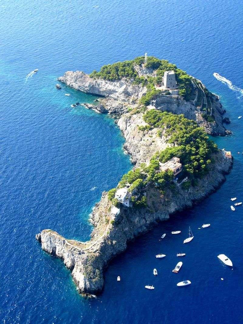 остров Галли