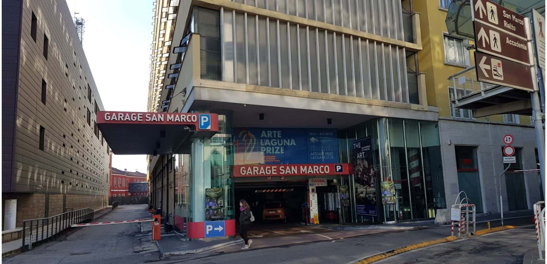 Garage San Marco