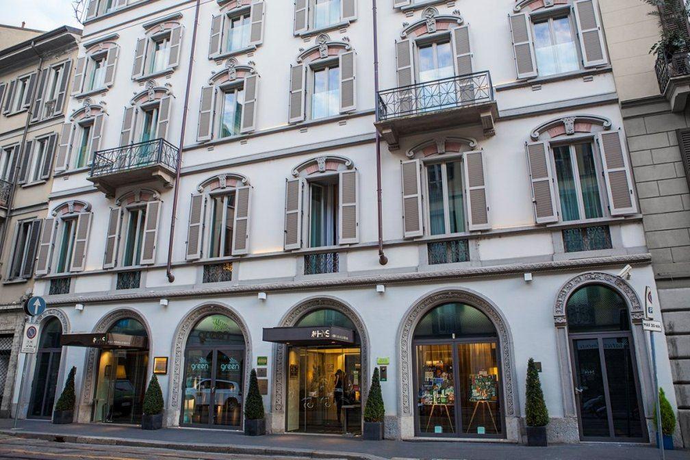 Отель Milano Scala в Милане