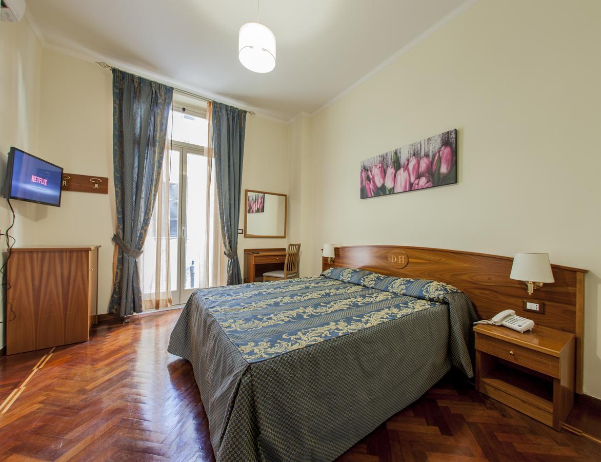 Отель Hotel Domus Praetoria в районе Термини