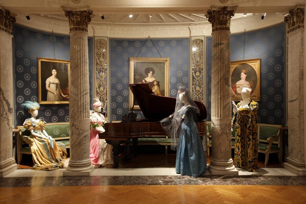 Музей оперного театра Ла Скала в Венеции