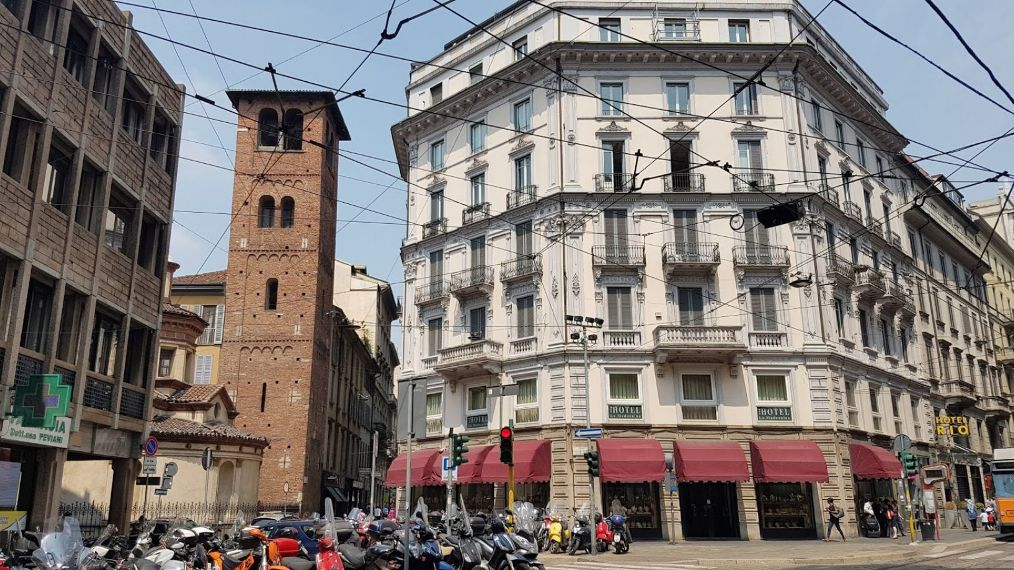 отель La Madonnina в Милане