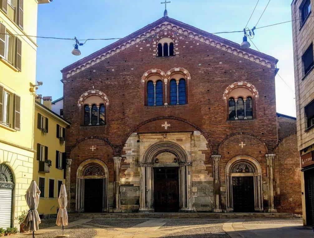 Базилика Сан Симпличиано