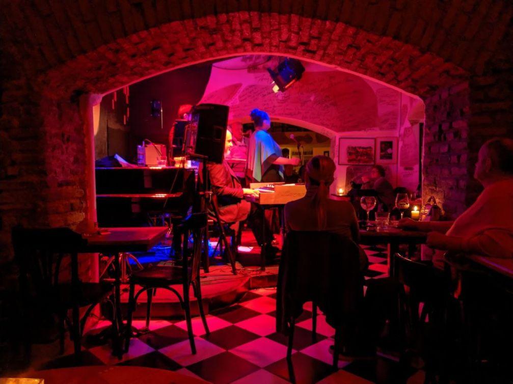 Джаз клуб Александерплац в Риме