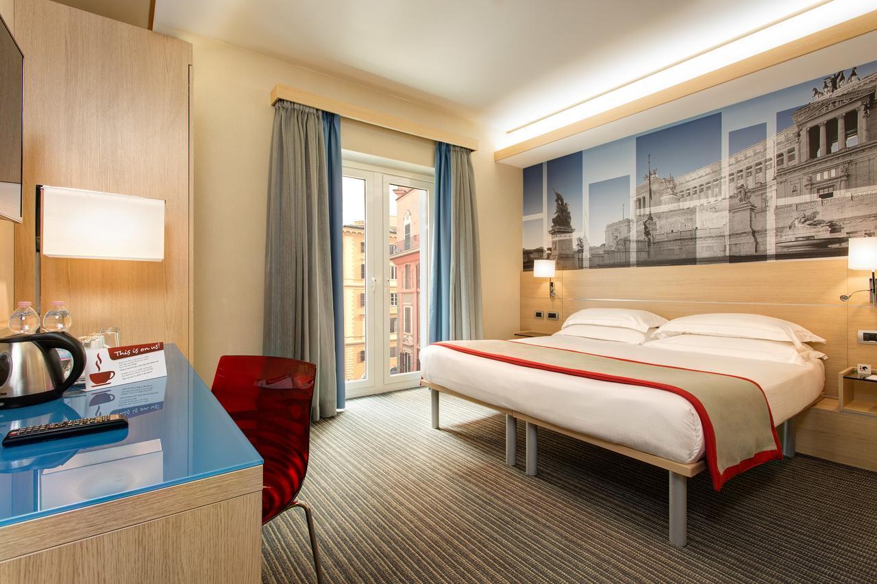Отель iQ Hotel Roma в районе Термини