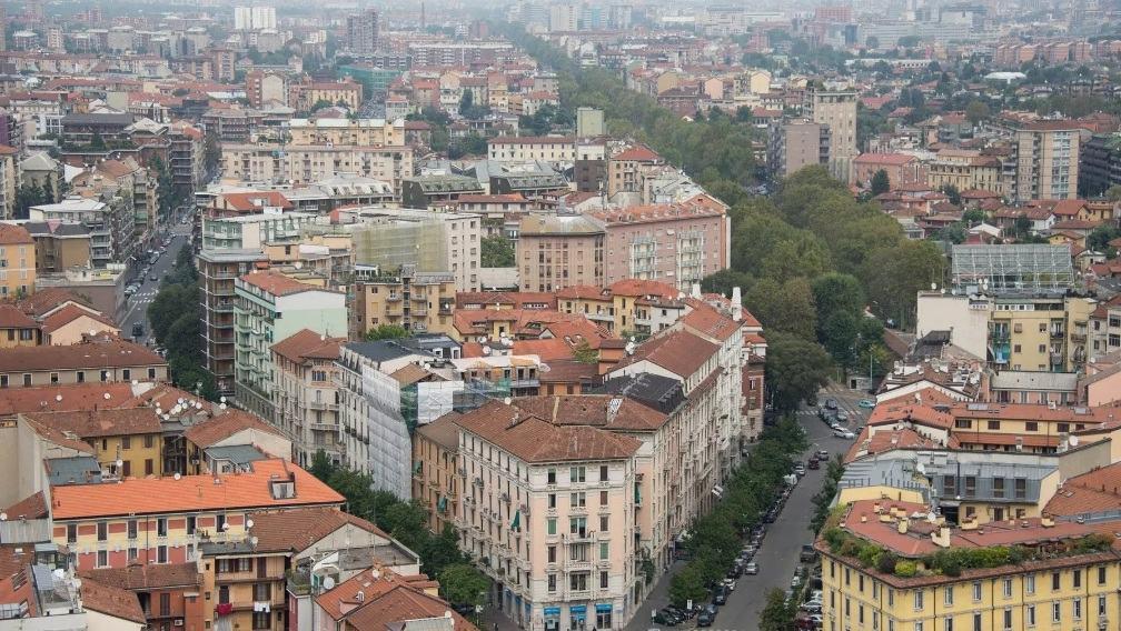Район Изола в Милане