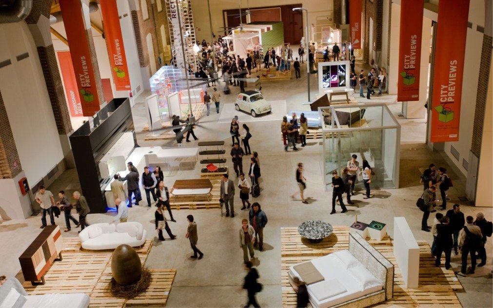 творческий центр La Fabbrica del Vapore в Милане