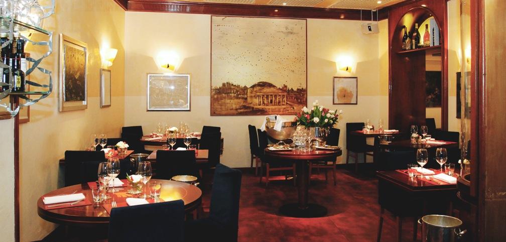 Ресторан Ла Розетта в Риме