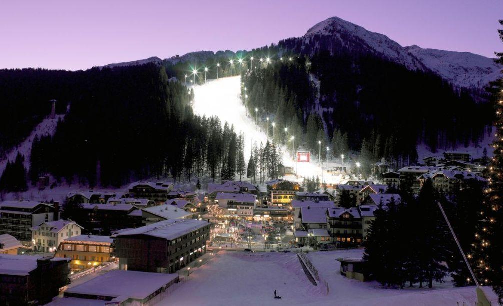 горнолыжный курорт Мадонна ди Кампильо