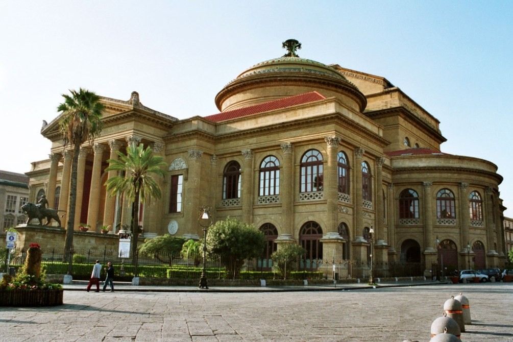 Оперный театр «Массимо»