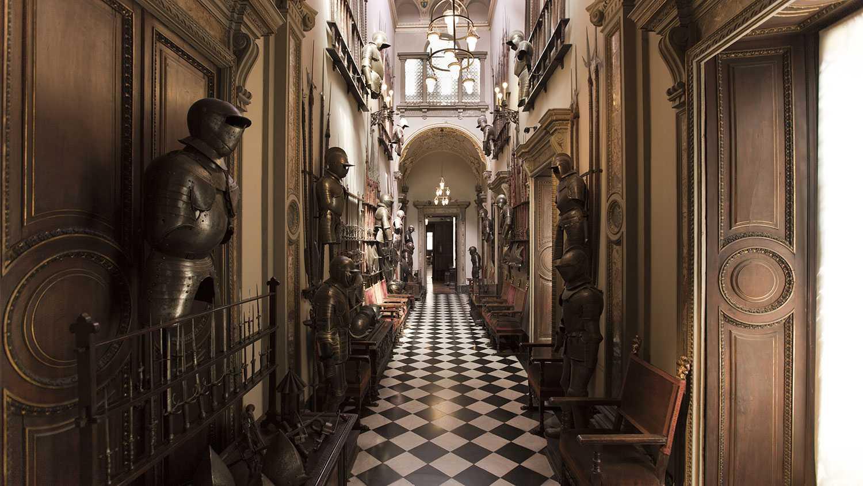 Музей Багатти-Вальсекки в Милане